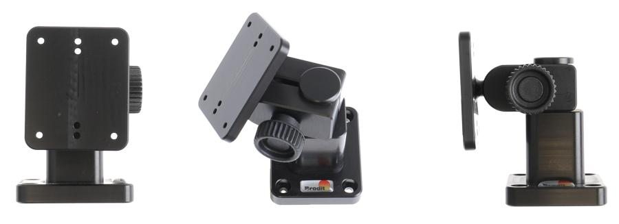 Mount with tilt swivel
