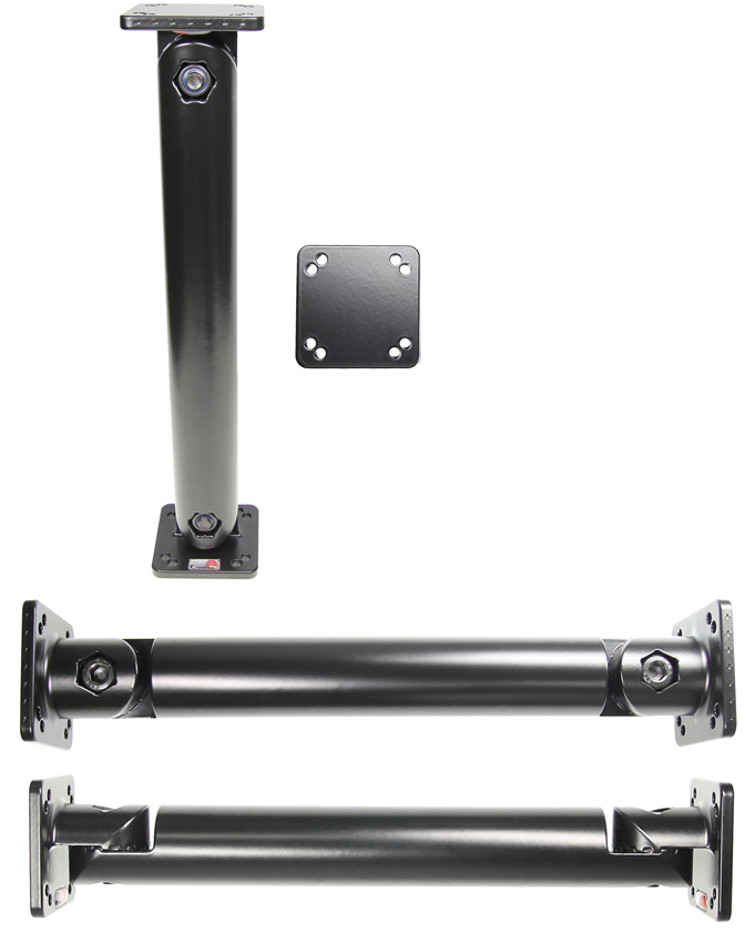 Pedestal Mount with mounting plate