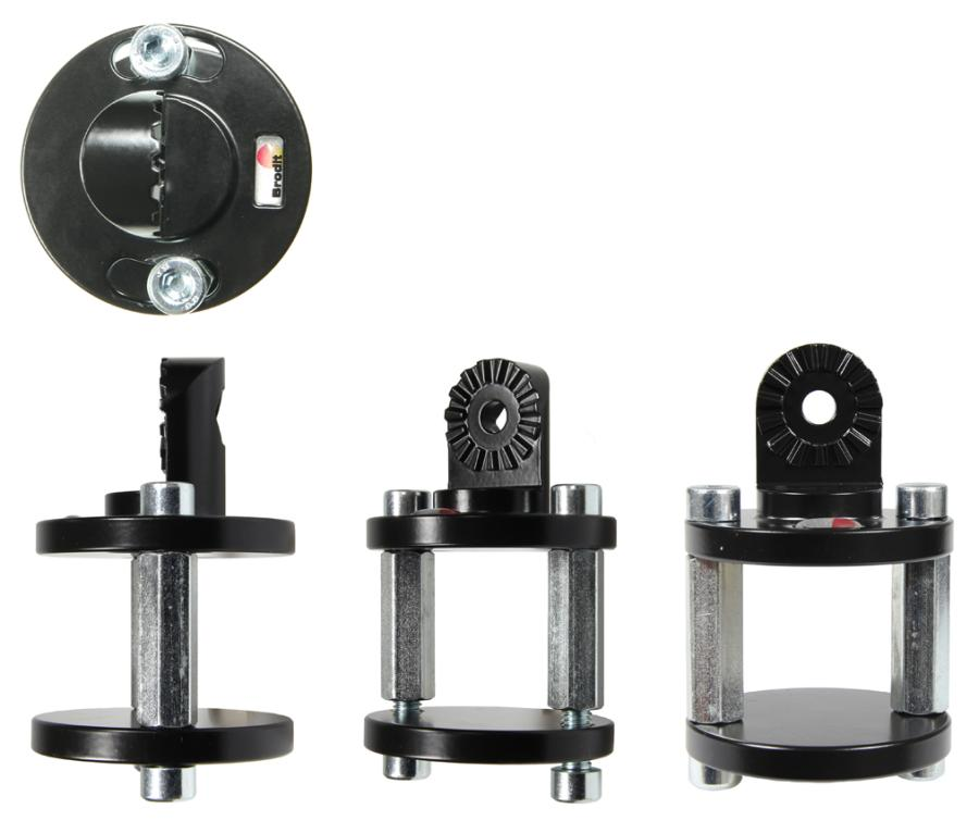 Pedestal Mount for forklift