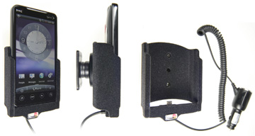Active holder with cig-plug