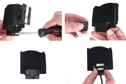 Holder for Cable Attachment
