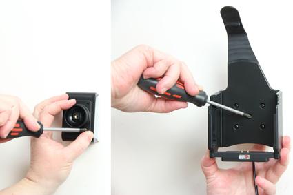 Active holder with cig-plug