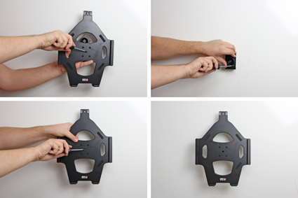 Holder for Locking