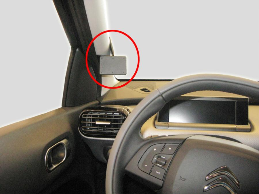 805043 brodit proclip proclip left mount for citroen c4. Black Bedroom Furniture Sets. Home Design Ideas