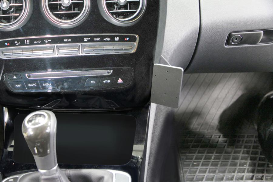 Proclip not for models with wood panel only for manual for Mercedes benz not shifting gears